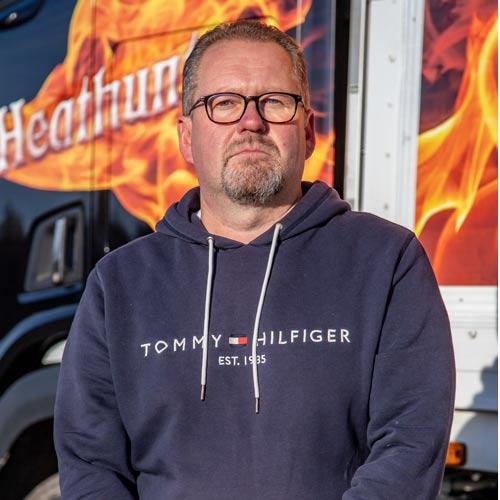 Henkilökuva - Kalle Kolehmainen